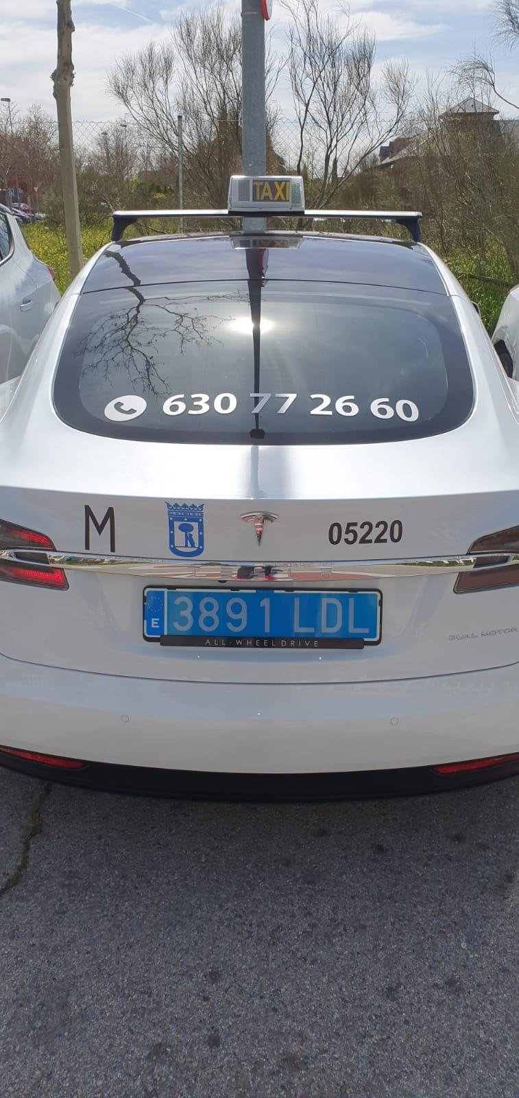Foto 19 de Taxis en  | Taxi Los Peñascales