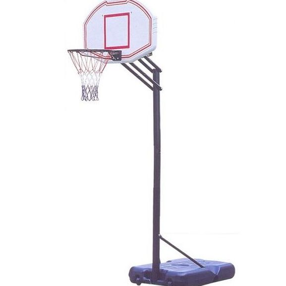 Tablero basket c/ base senior M.013P: Productos de Deportes Canariasana, S.L. }}