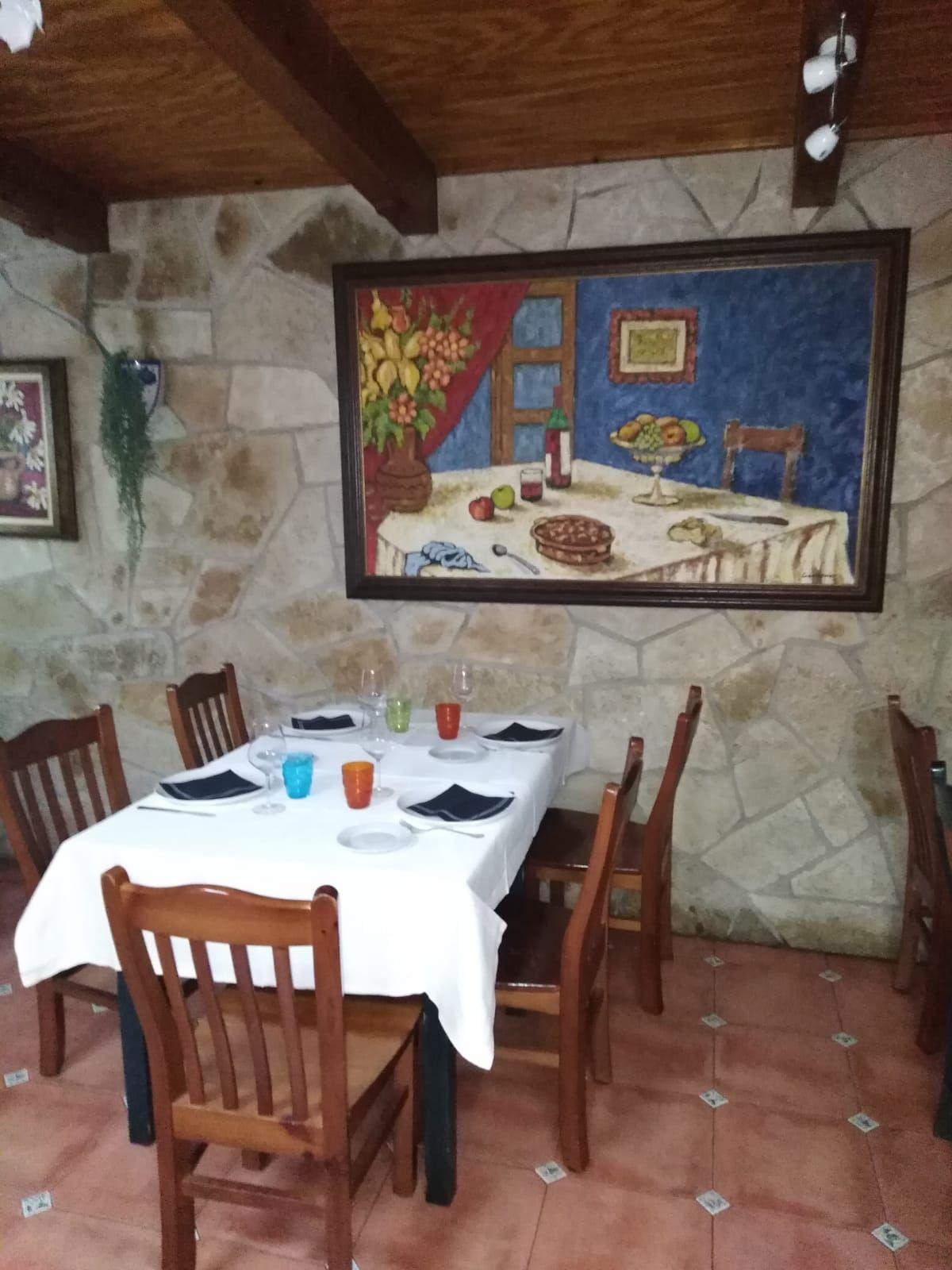 Foto 2 de Cocina tradicional asturiana en  | CASA CARREÑO CON LOS FOGONES DE DANI