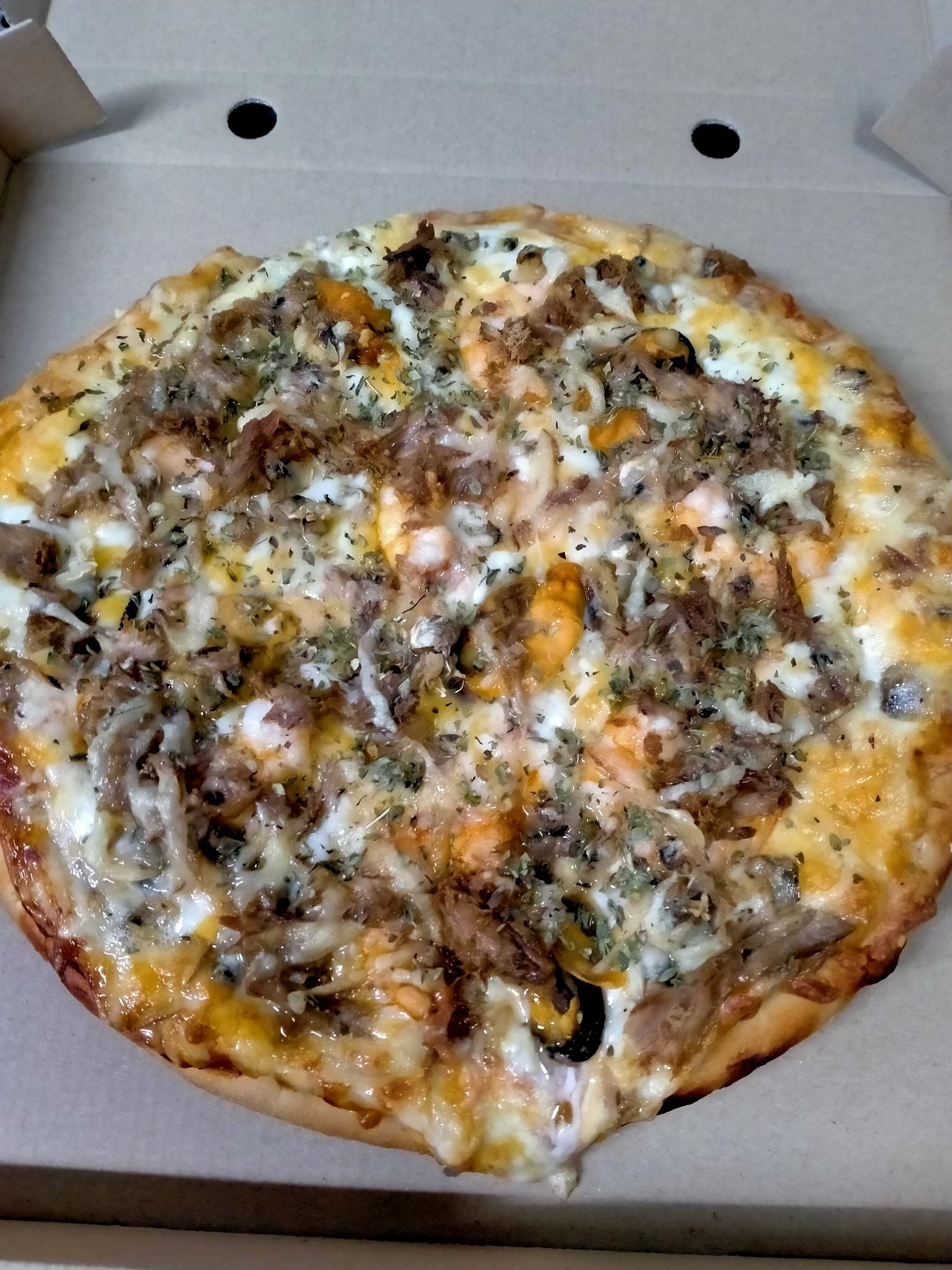 Las pizzas: Nuestros servicios de CASA CARREÑO CON LOS FOGONES DE DANI