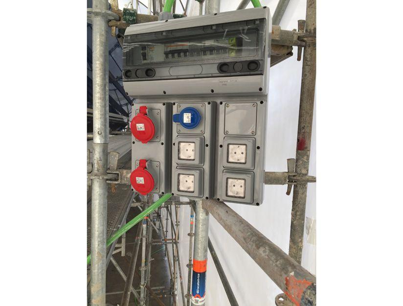 Sistemas eléctricos y automáticos para embarcaciones en Valencia
