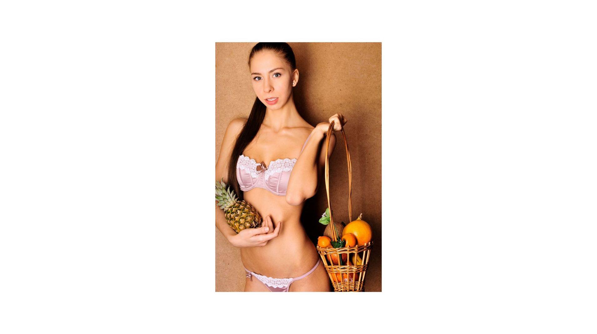 Estamos en temporada de frutas, así que escoja el aceite con el sabor que te gusta