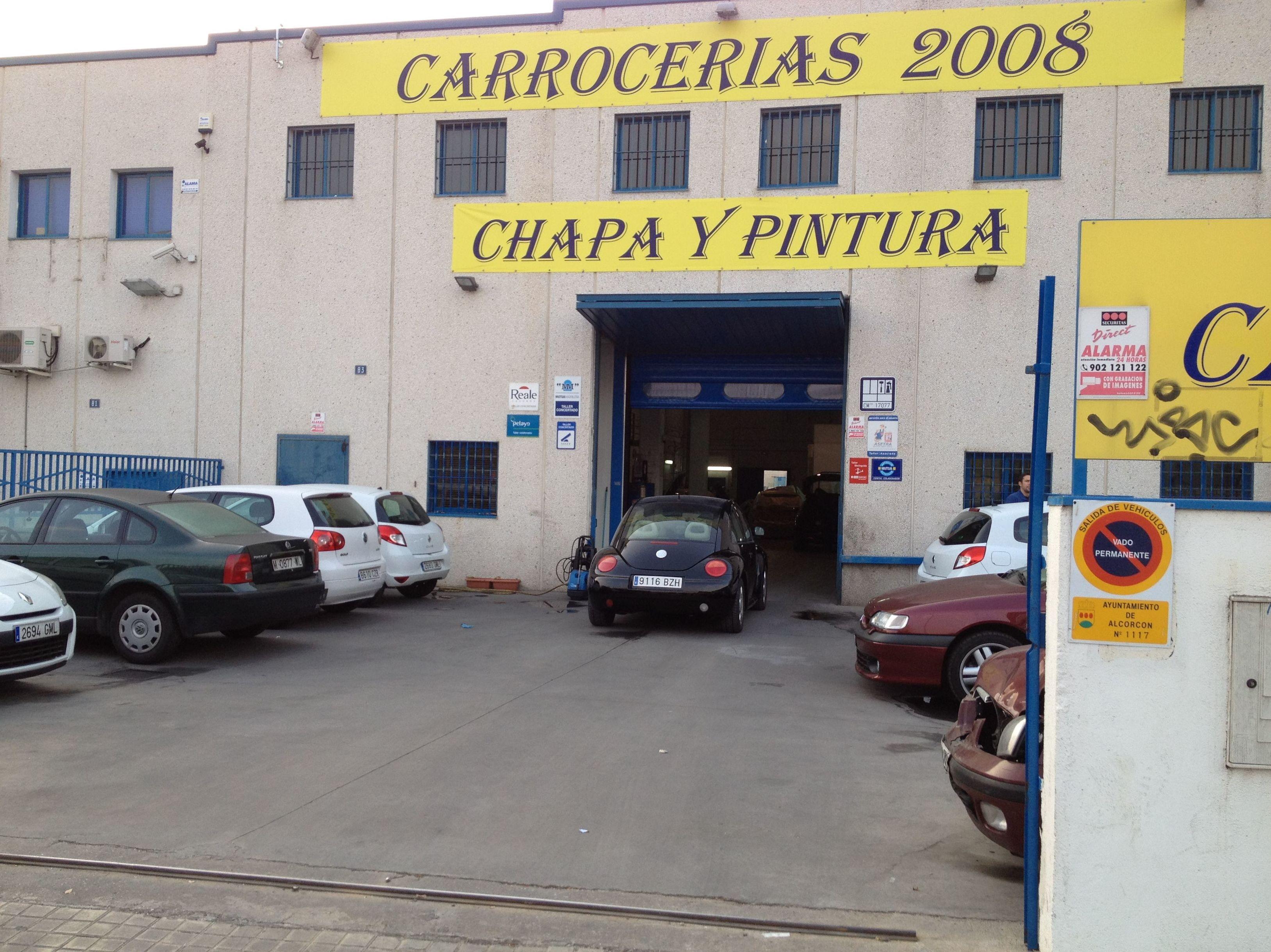 Foto 11 de Talleres de automóviles en  | Carrocerías 2008