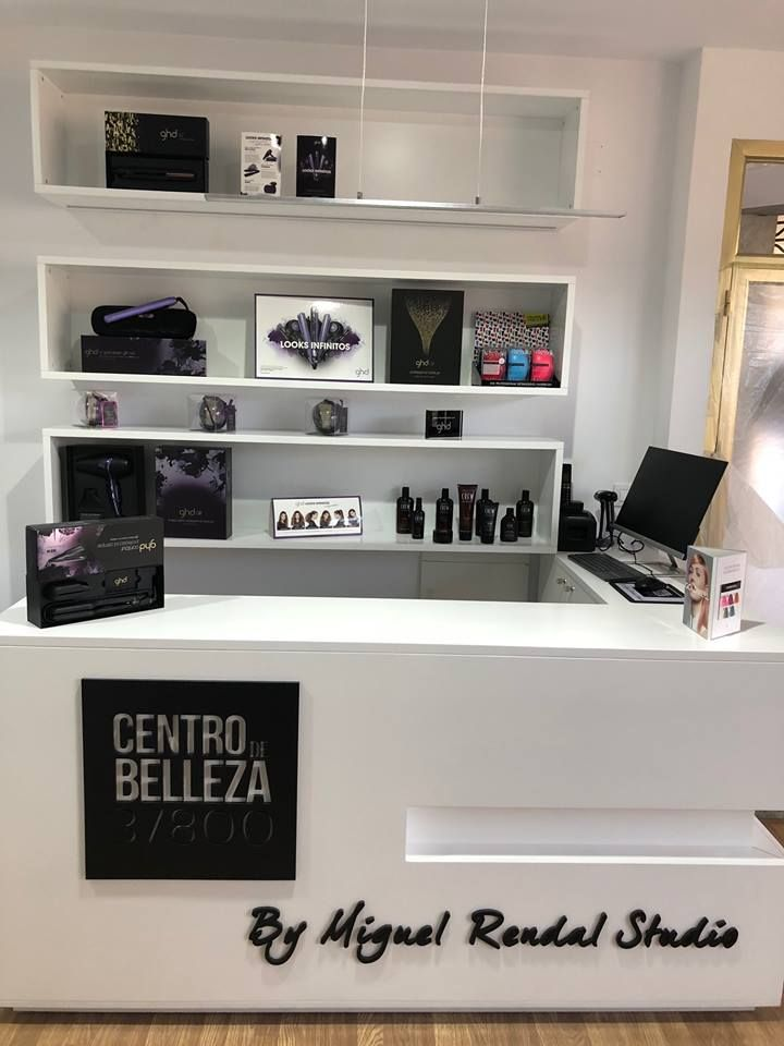 Centro de belleza unisex en Alba de Tormes