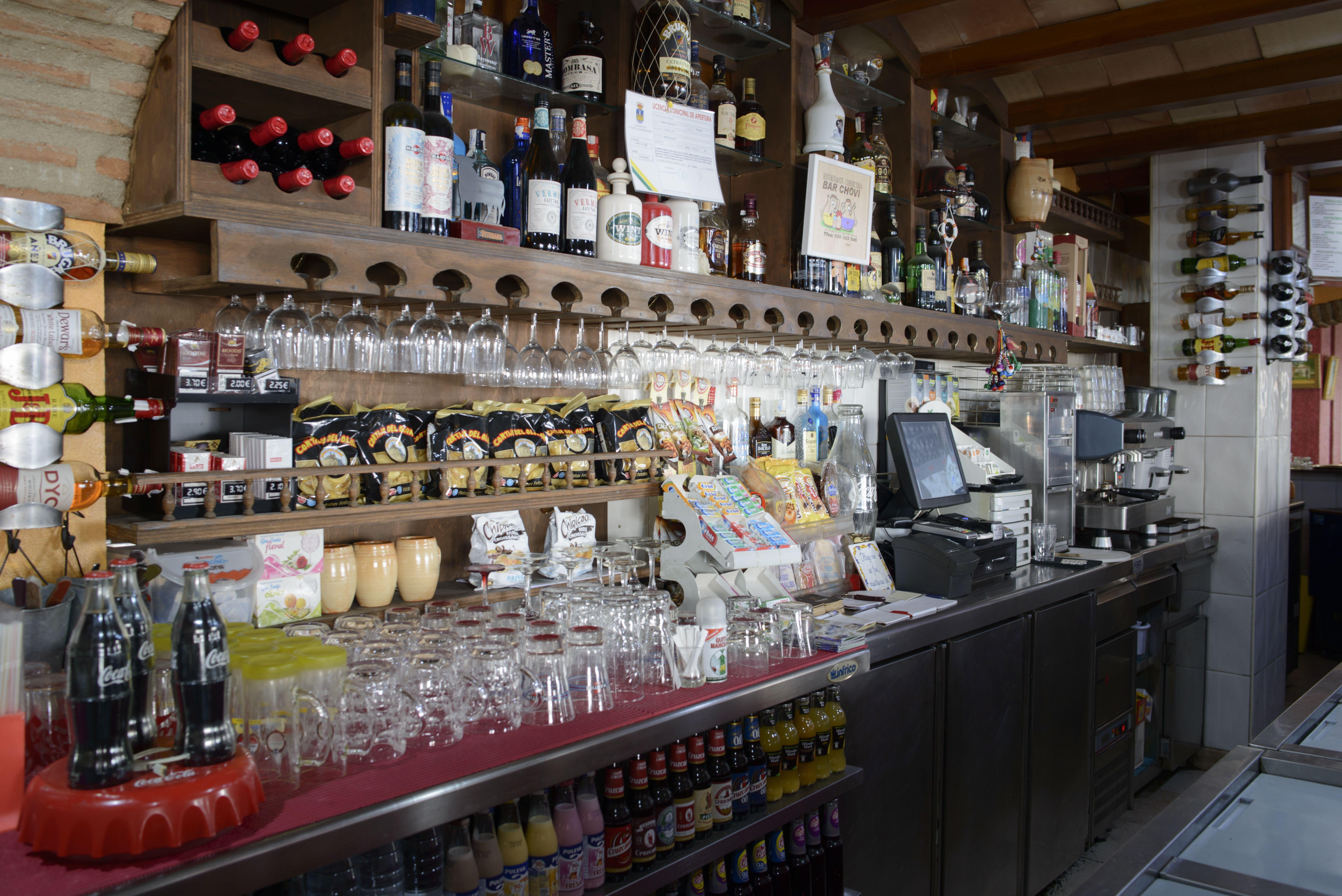 Foto 7 de Cocina andaluza en El Puerto de Santa María | Restaurante Bar Chovi