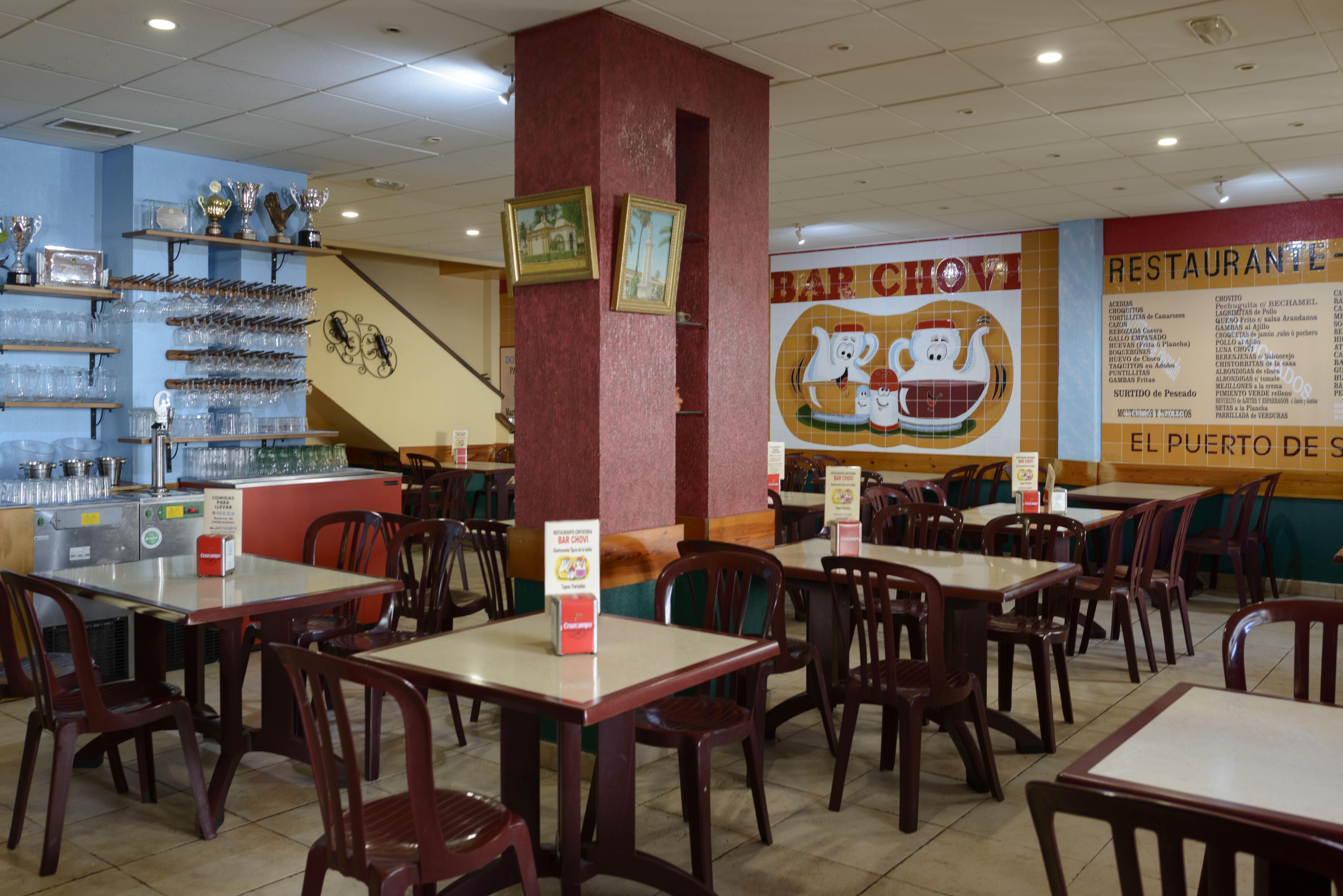 Foto 4 de Cocina andaluza en El Puerto de Santa María | Restaurante Bar Chovi