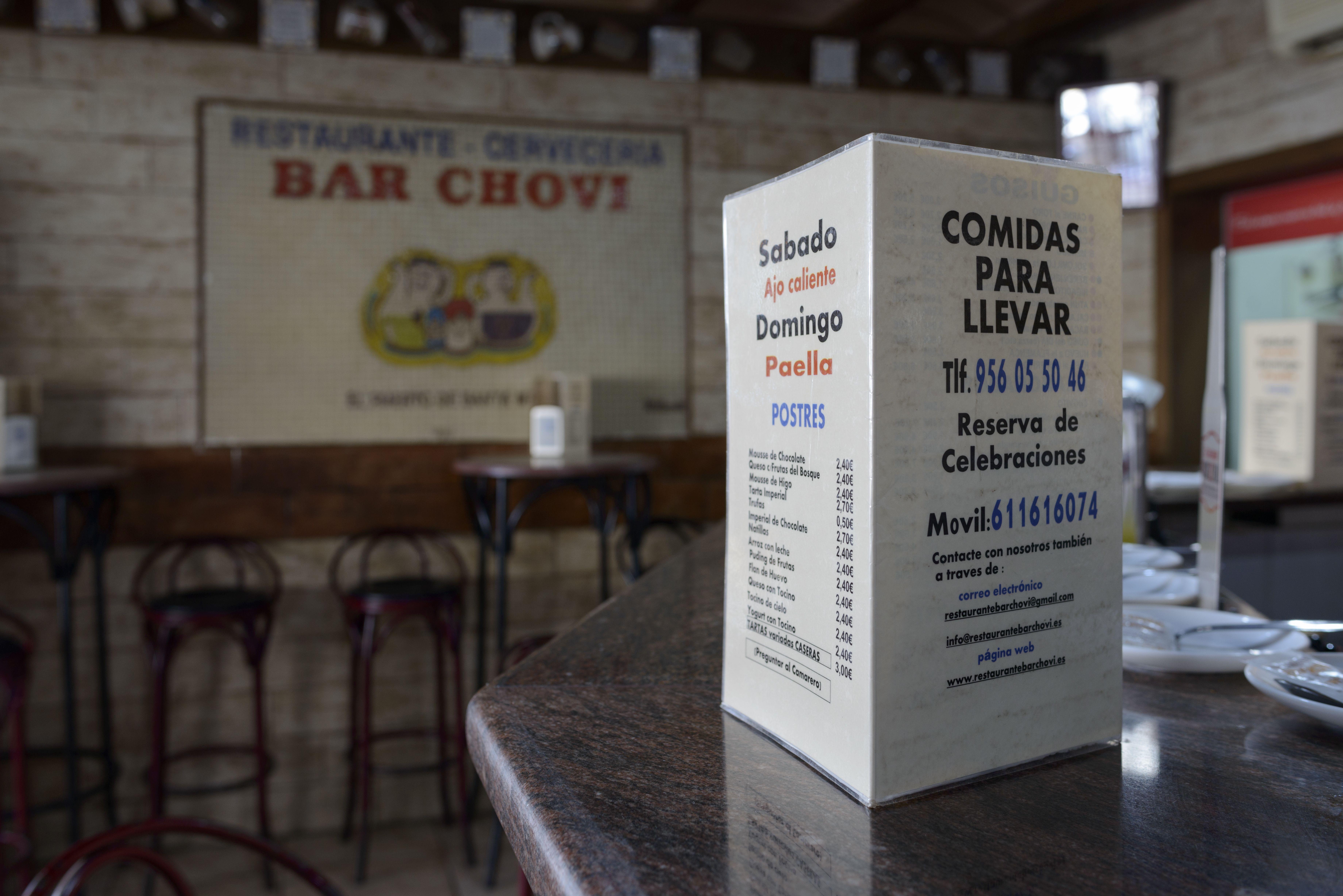 Foto 3 de Cocina andaluza en El Puerto de Santa María | Restaurante Bar Chovi