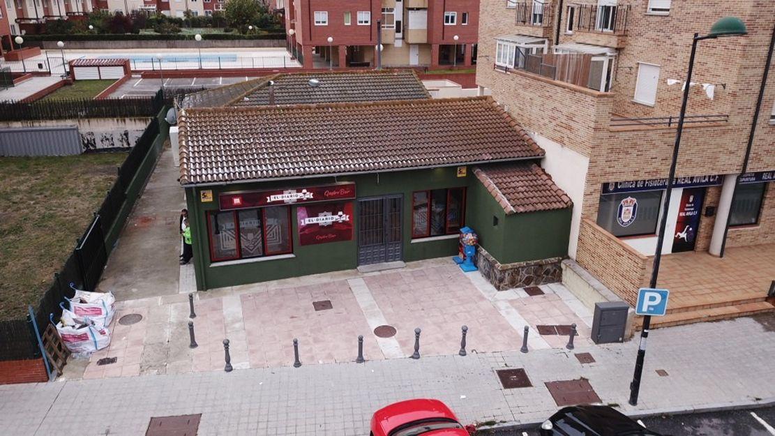 Gastrobar en la zona sur de Ávila