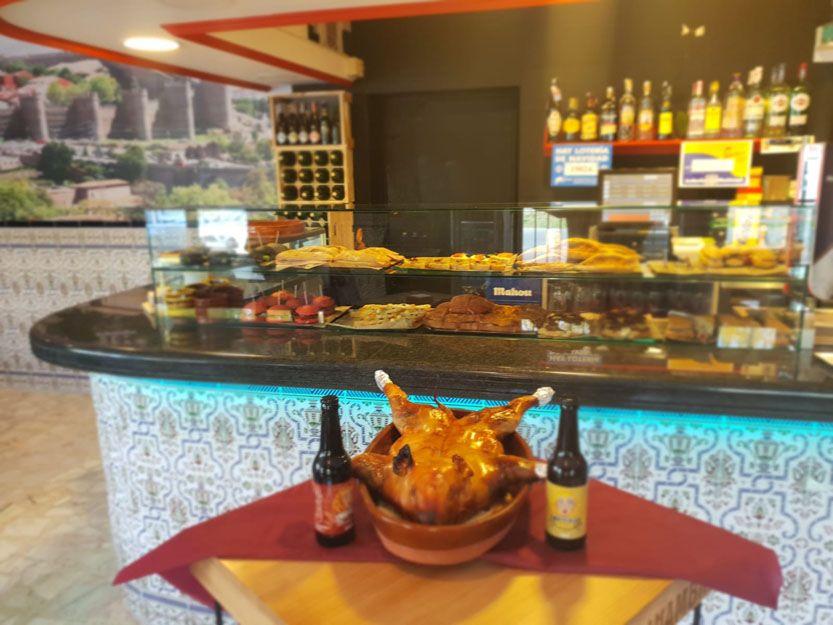 Restaurante gastrobar en Ávila