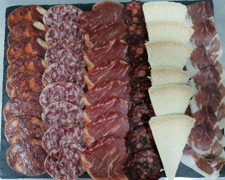 Bar con productos de calidad en Ávila