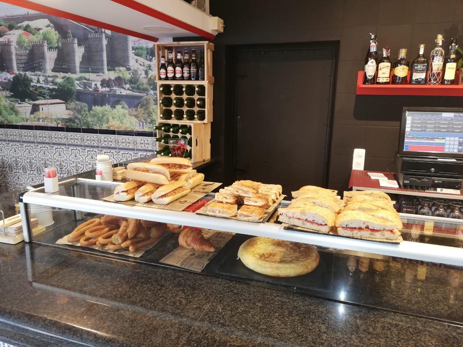 Restaurante con amplia carta en Ávila