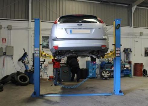 Revisión de neumáticos