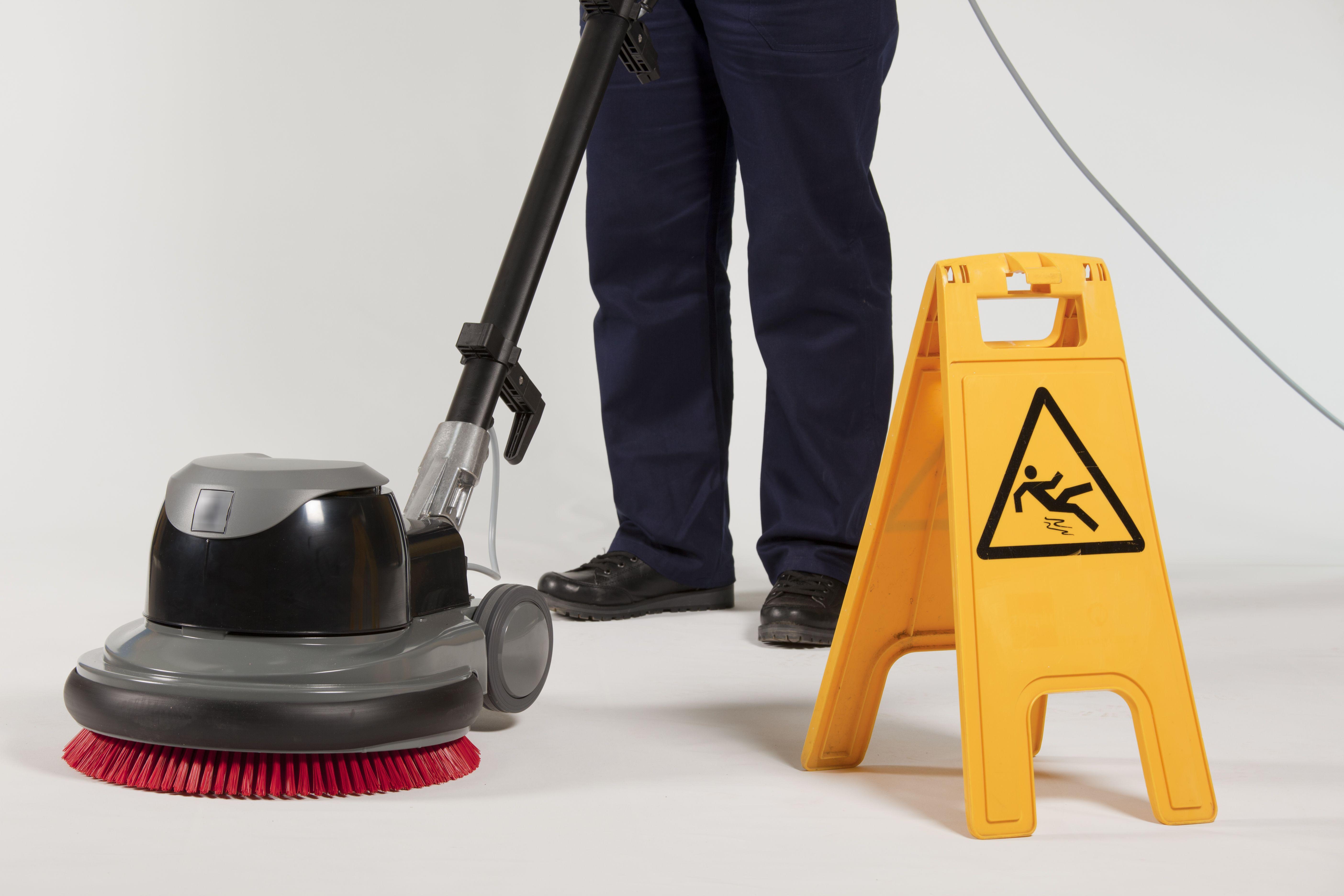 Pulido y abrillantado de suelos: Servicios de Abbey Facilities Services