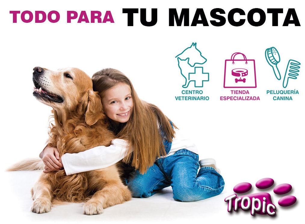 Foto 3 de Veterinarios en St. Boi de Llobregat | Vet Tropic