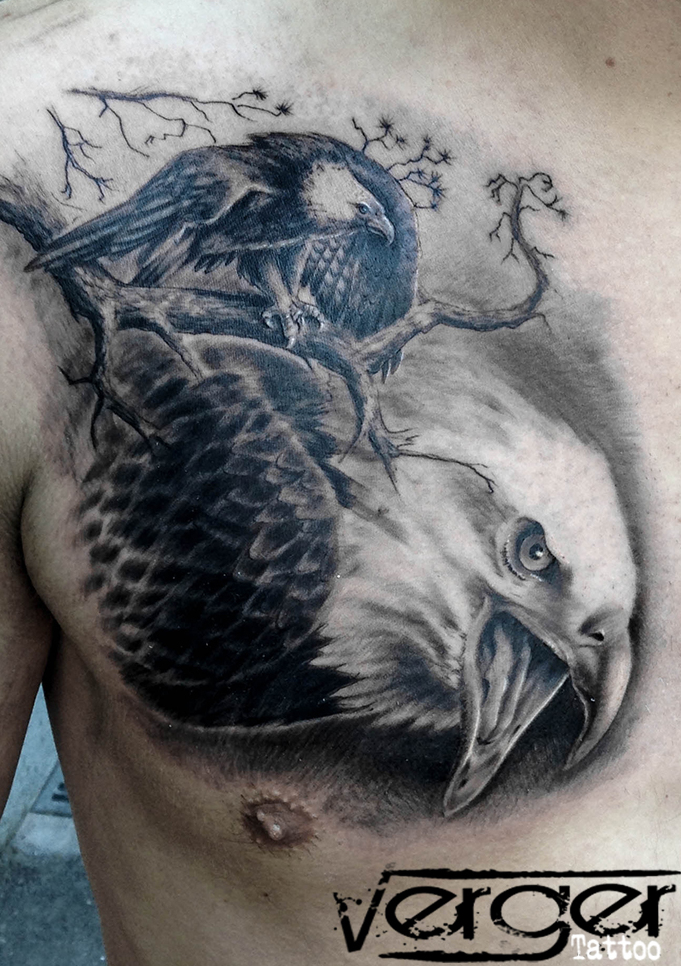Tatuajes De Animales Tatuajes De Verger Tattoo