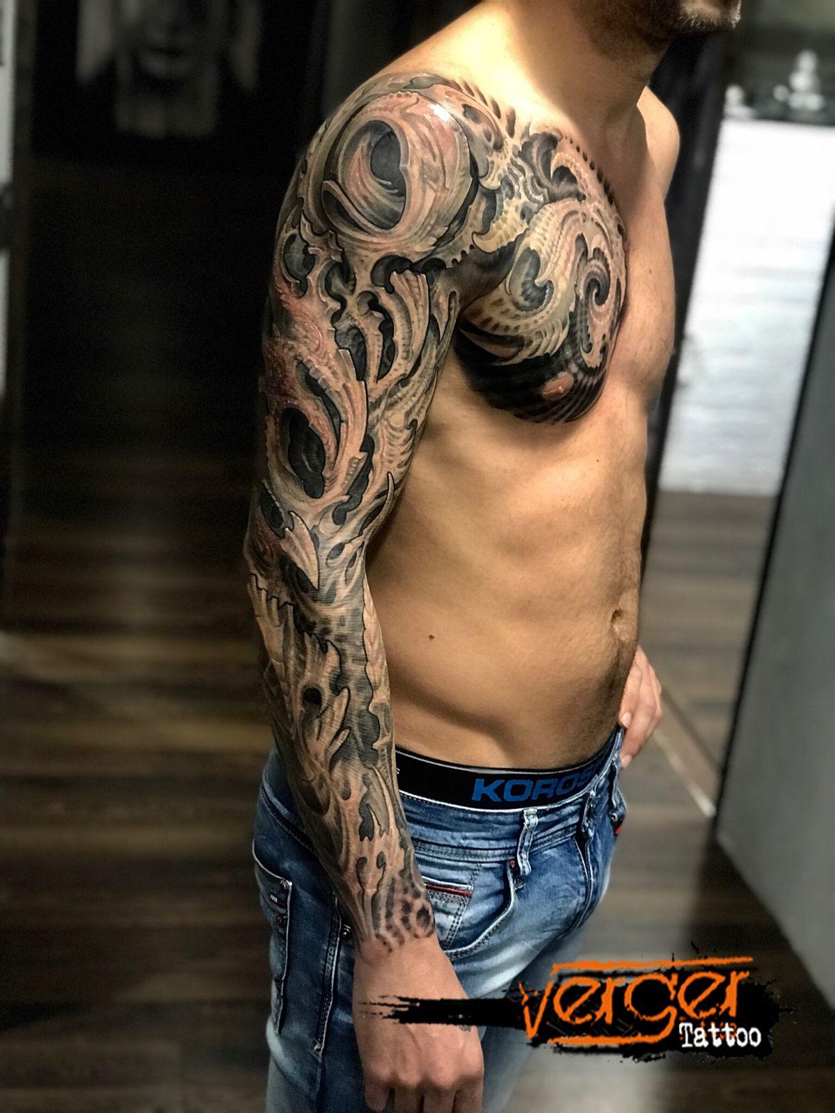 Tatuajes Personalizados: Tatuajes de Verger Tattoo