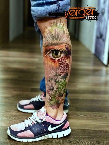 Tatuajes de fantasía en Cantabria