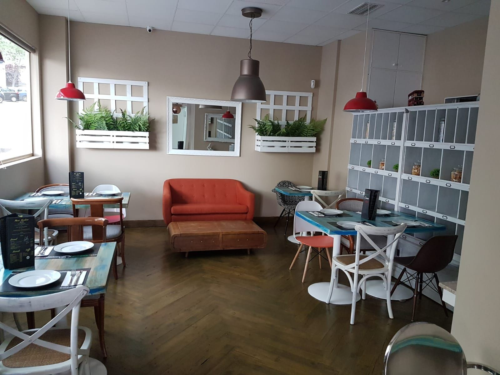 Restaurante italiano Barajas y Alameda de Osuna Madrid