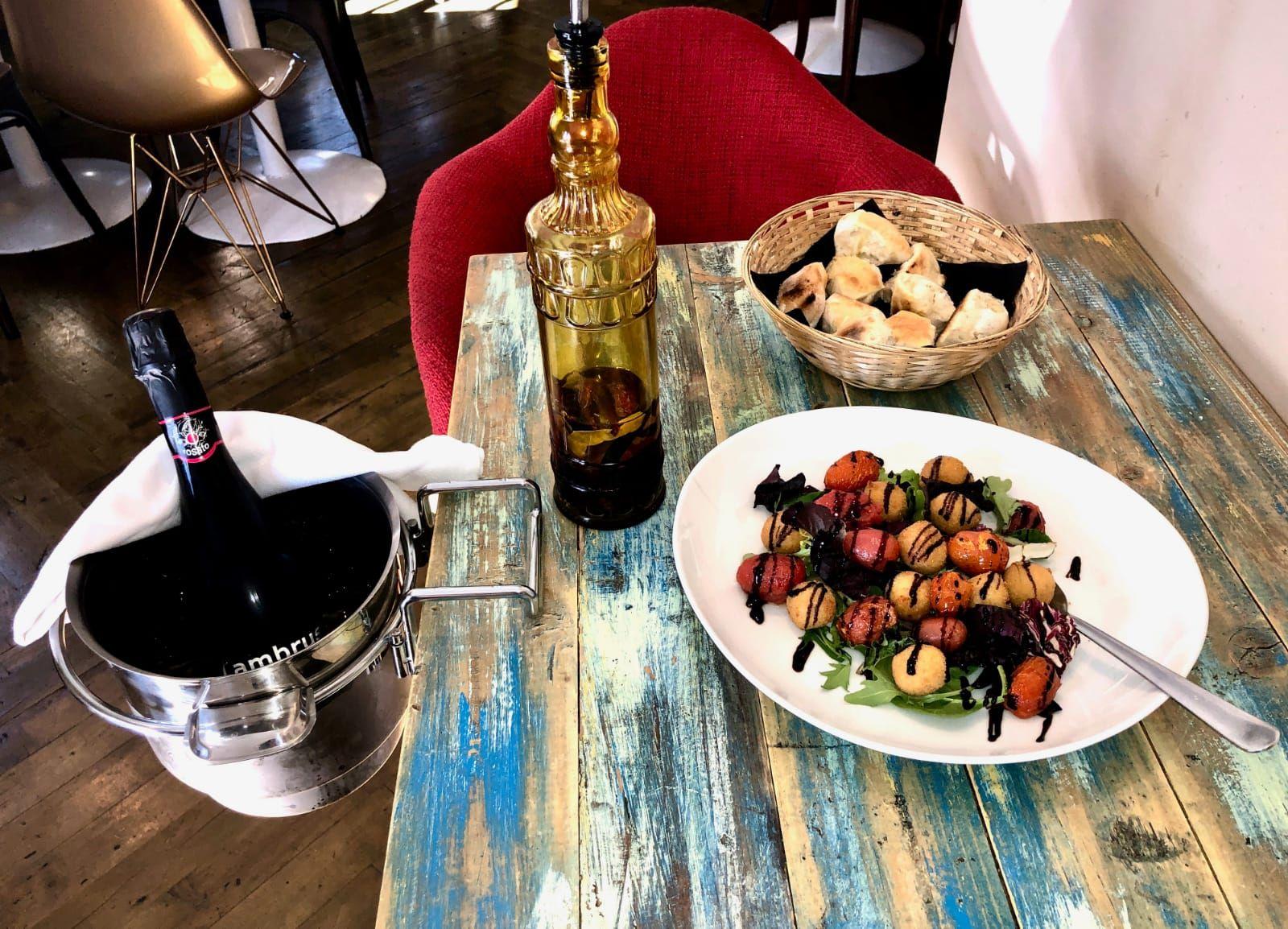 Restaurante italiano, menús diarios, Barajas y Alameda de Osuna Madrid