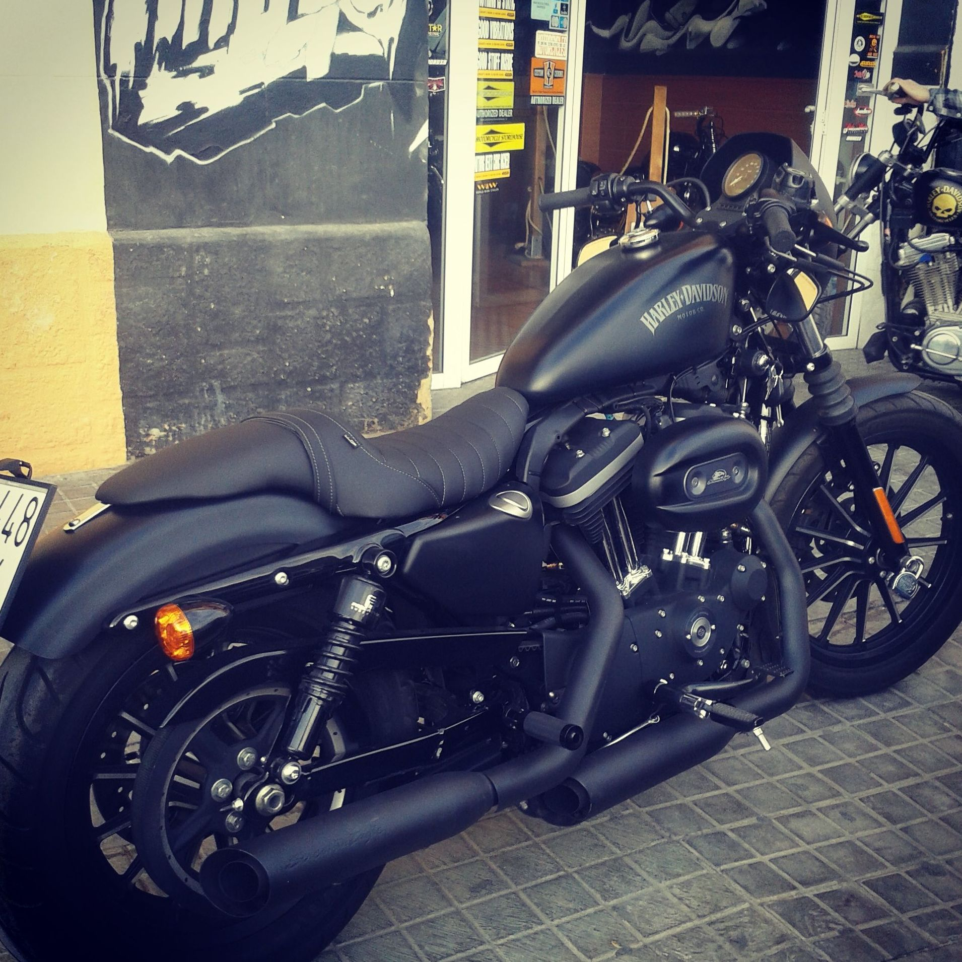 customizar motos, customizar motos valencia, customizar sportster, personalizar motos custom, personalizar harley davidson
