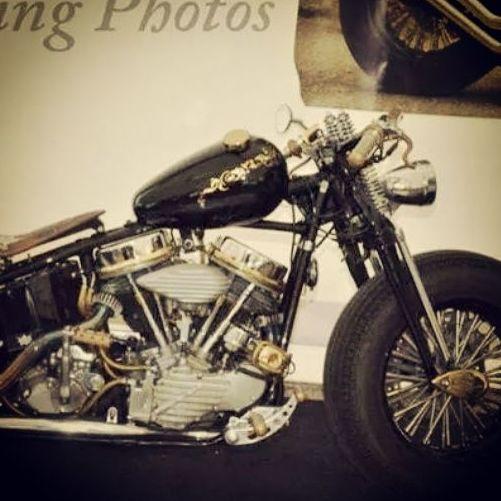 transformacion harley davidson,customizar harley davidson,panhead, personalizacion motos custom, motos clasicas, motos exclusivas