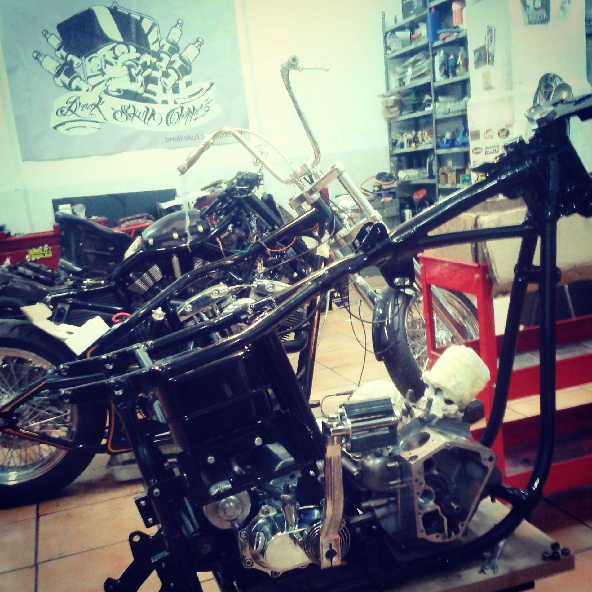 customizacion motos, , transformación motos en valencia, harley davidson, , personalización motos