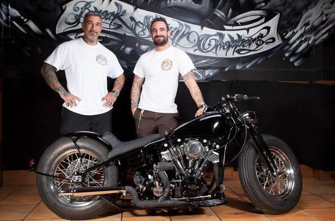 Customizar Motos, Personalizar Harley, Transformar Harley, Preparar Harley, Restauración Harley, Customizar Harley, Break Skull Choppers