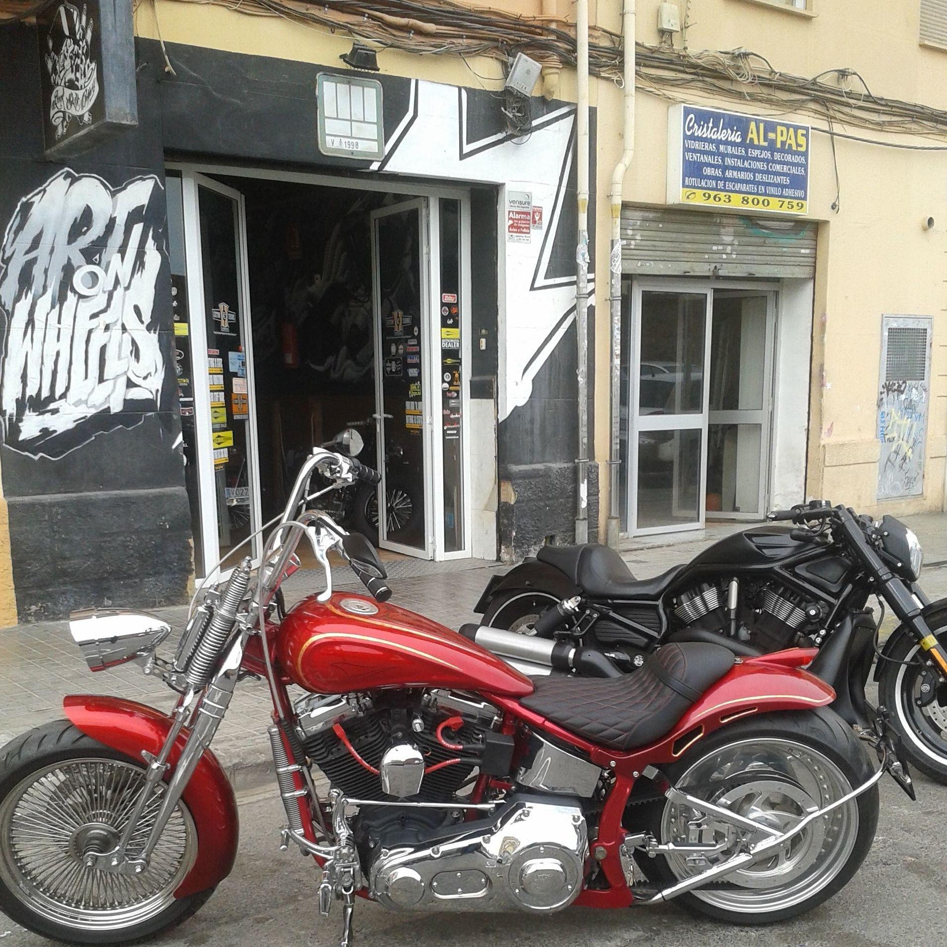 venta harley davidson,  transformación harley davidson, customizar moto, , transformación motos