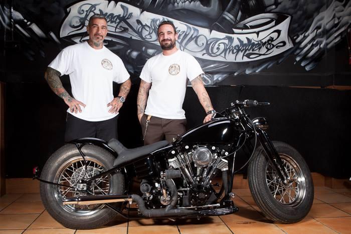 Posiblemente la mejor moto del mundo, Personalizar Motos Harley Davidson, Transformación Motos Custom, Fabricación Motos Harley Davidson, Break Skull Choppers