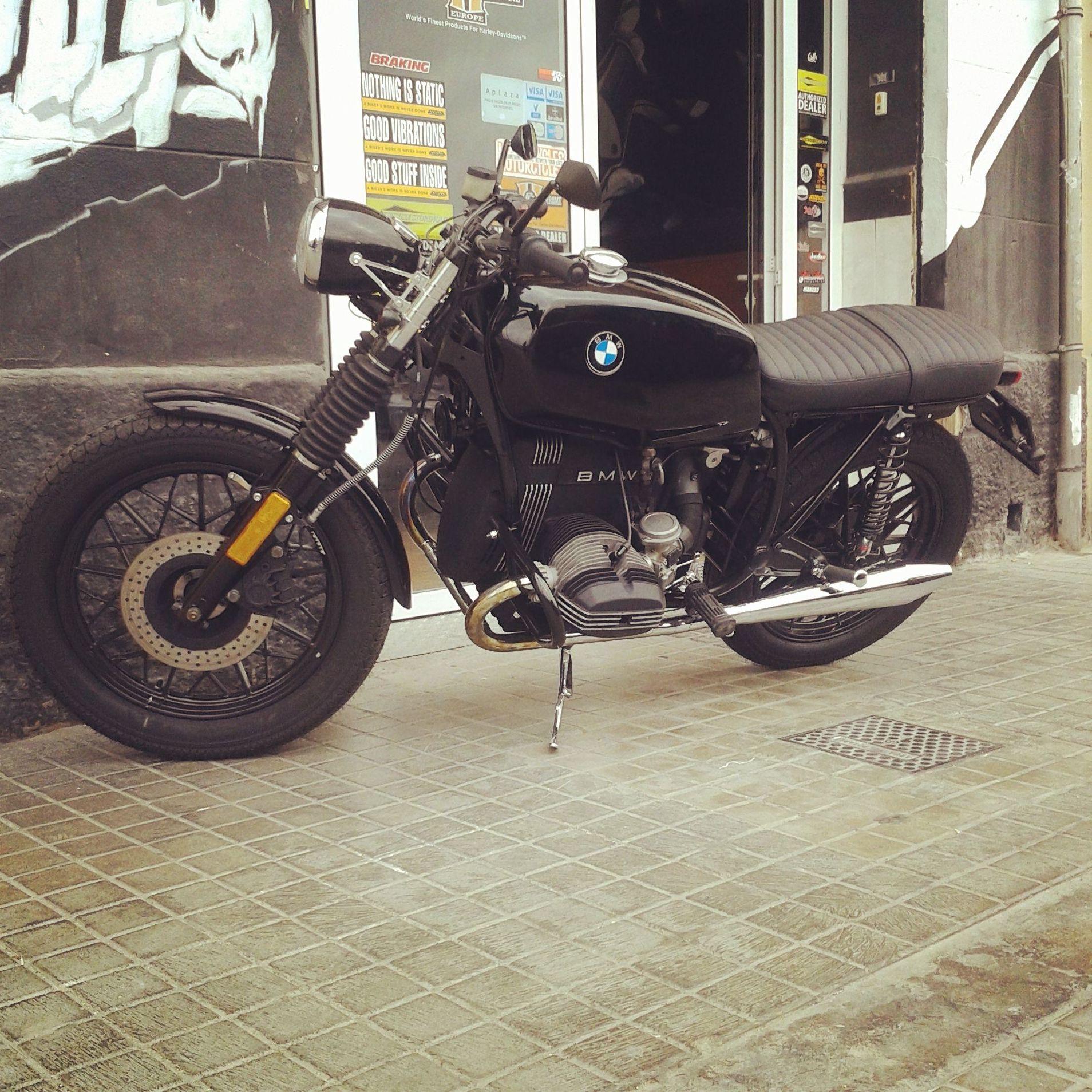 restauracion motos clasicas, personalizacion motos, customizacion motos, bmw, bmwr65