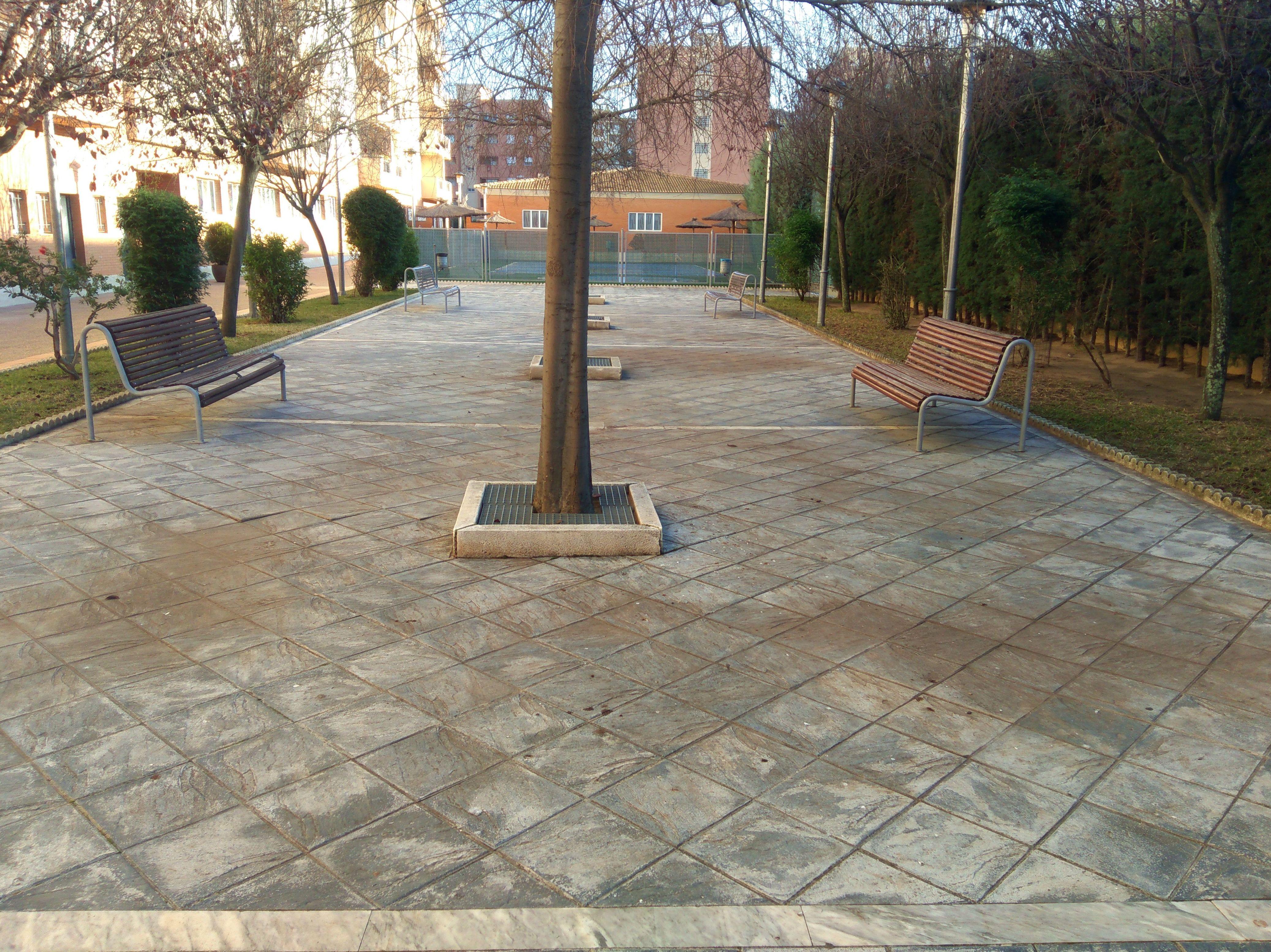 Foto 2 de Diseño y mantenimiento de jardines en Badajoz | Fran Salguero