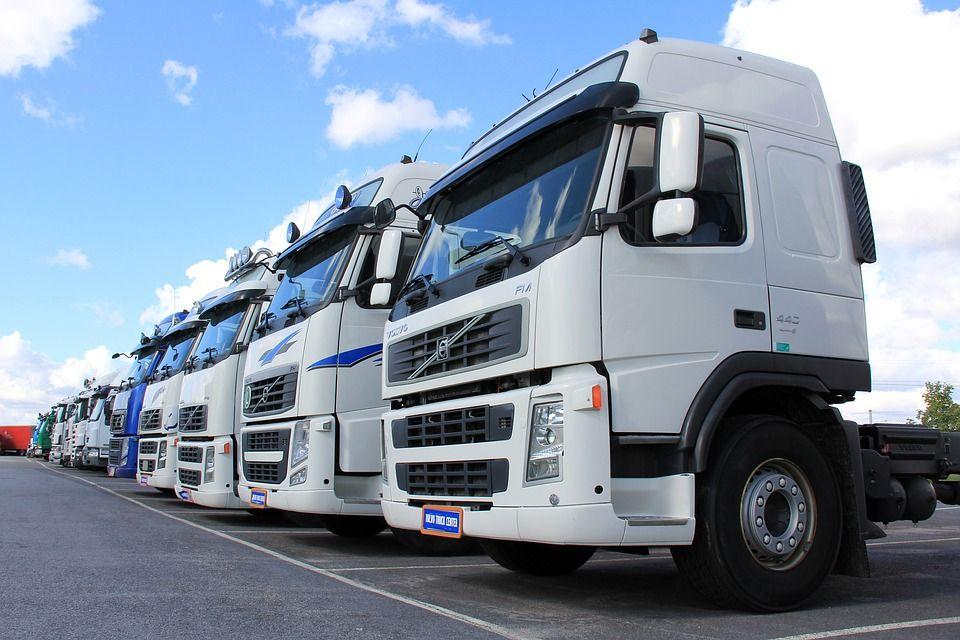 Camiones de grandes dimensiones