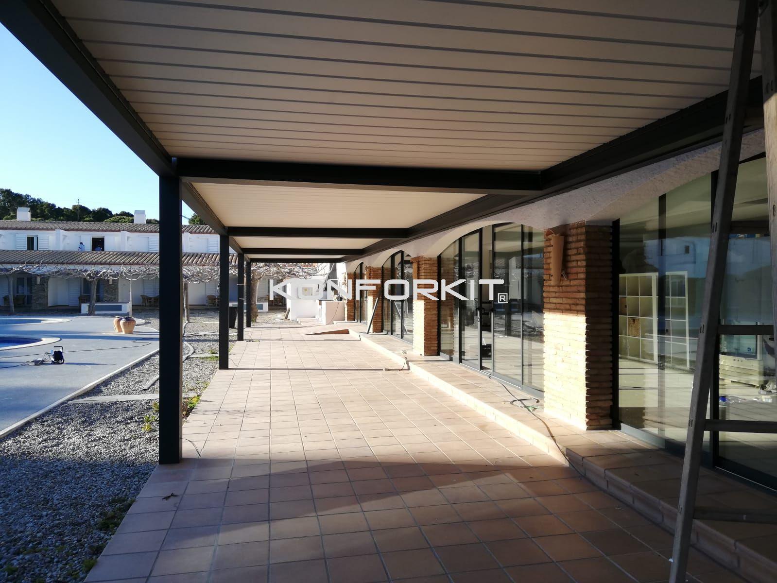 Konfortkit es la tecnología de techos