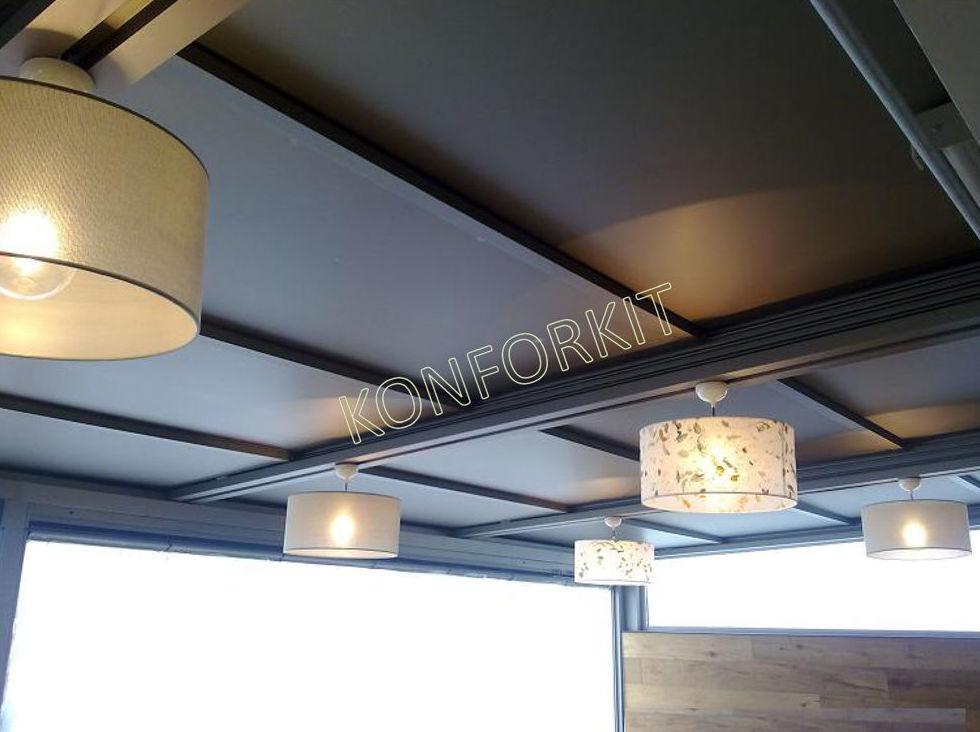 Konforkit es la tecnología de techos móviles de fácil instalación