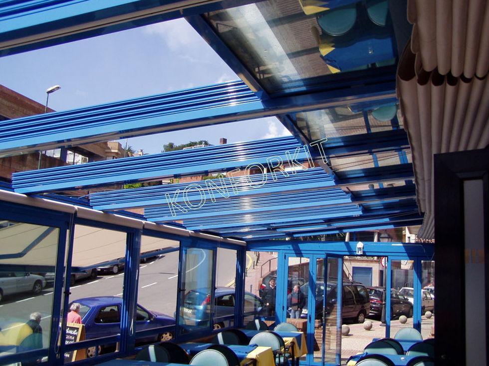 Cerramiento de terrazas en Barcelona