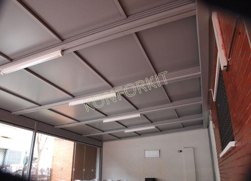Instalación de techos móviles para particulares o negocios