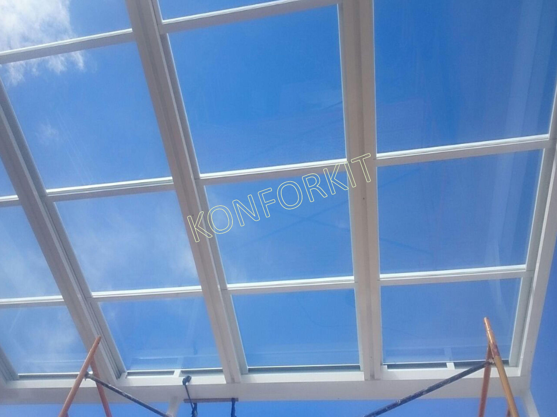 Konfortkit es la tecnología de techos móviles de fácil instalación