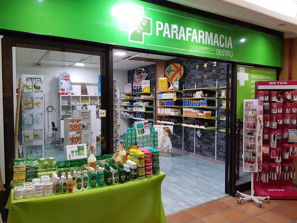 We are in Las Palmas
