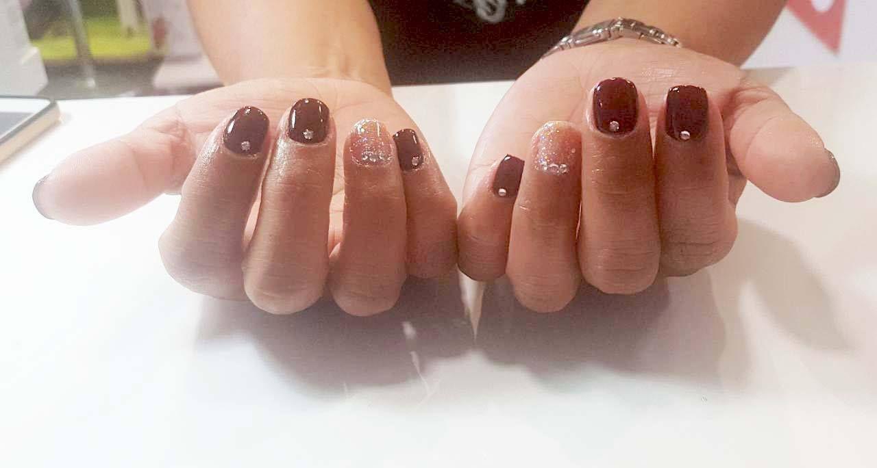 Pretty nails in Las Palmas
