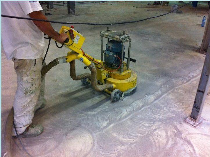 Preparación de suelos: Servicios de Pinturas Jurado