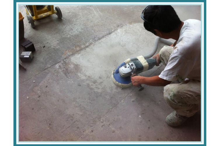 Preparación de superficies