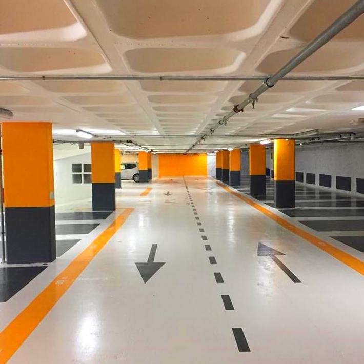 Foto 21 de Pavimentos industriales en Esparreguera | Pinturas Jurado