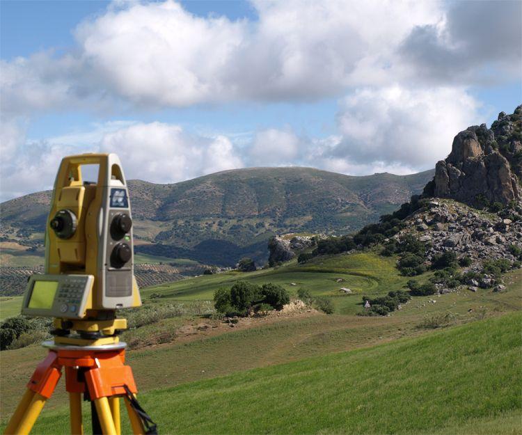 Empresa de topografía en Tenerife