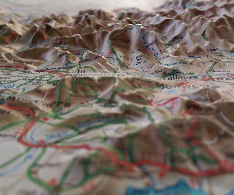 Topografía y cartografía en Tenerife