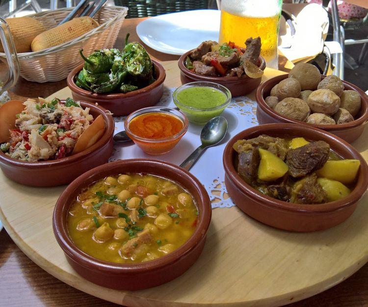 Bar de tapas en Lanzarote