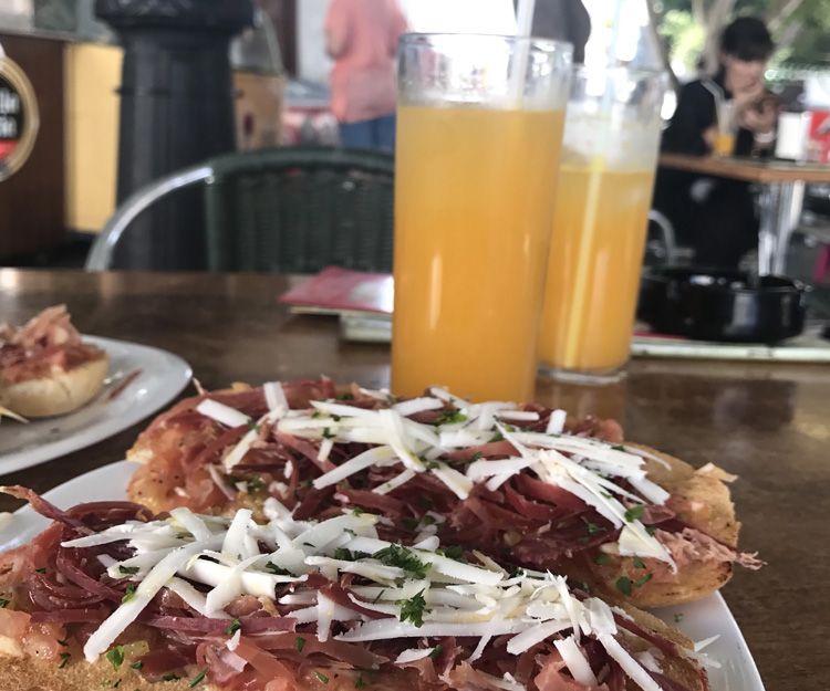 Almuerzos en Lanzarote
