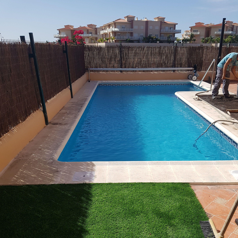 Mantenimiento de piscinas en canarias coral piscinas - Mantenimiento de piscinas ...