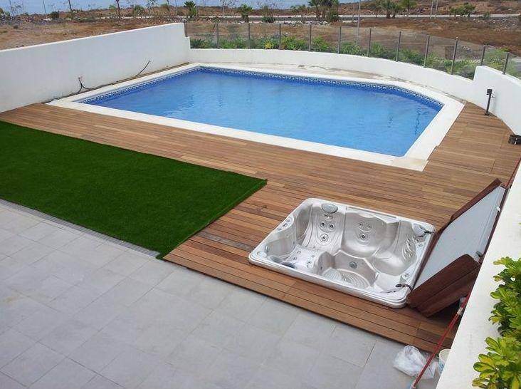 Fuentes spa y jacuzzis servicios de coral piscinas s l u - Piscinas y jacuzzis ...