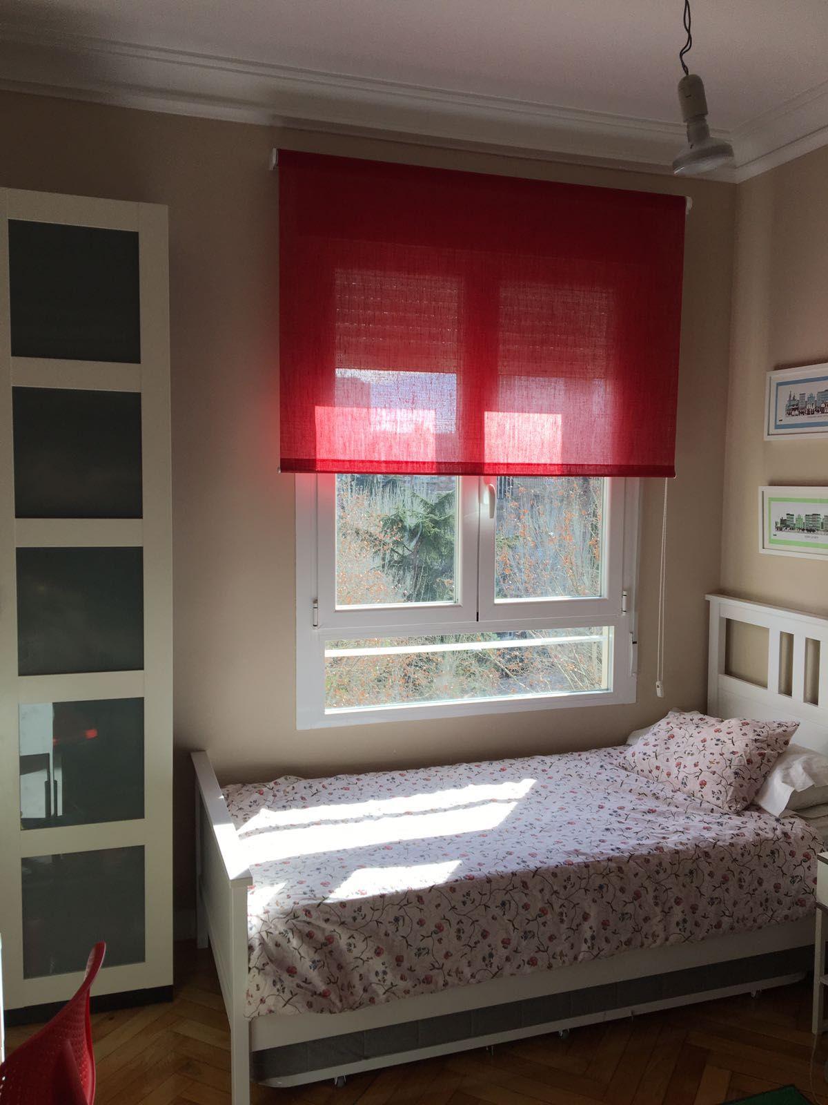 Foto 13 de tienda de cortinas en madrid corticenter madrid - Estores enrollables motorizados ...