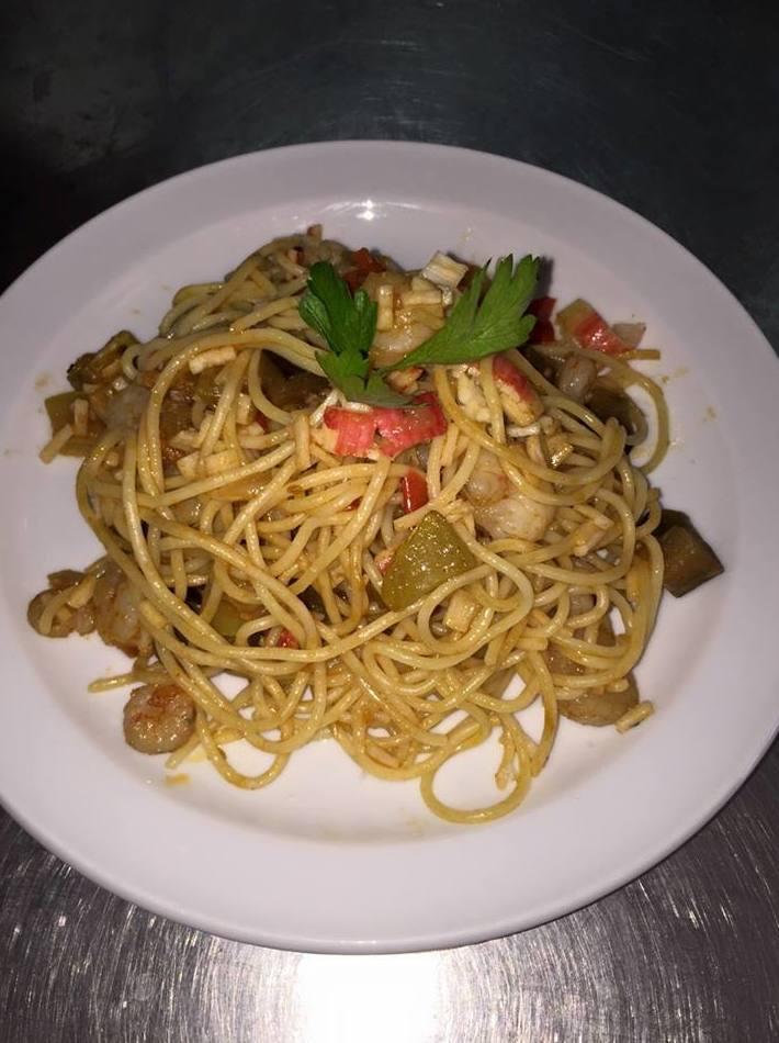 Espaguetti : Carta de Tasca la Mesa Noche